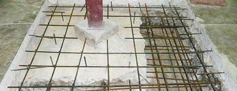 Concrete Work Example