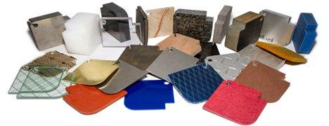 Waterjet Cutting Materials